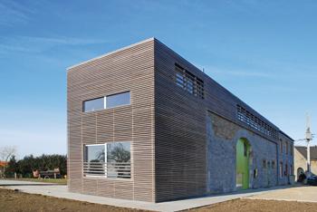 projets d 39 architecture architrave duvivier nicolas. Black Bedroom Furniture Sets. Home Design Ideas