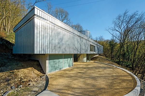 Projets d architecture architrave bruno albert liège